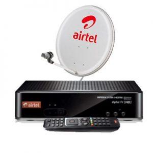 airtel digital TV recharge offers 2021
