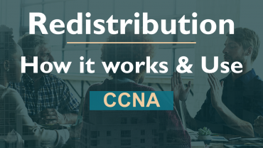 redistribution in networking