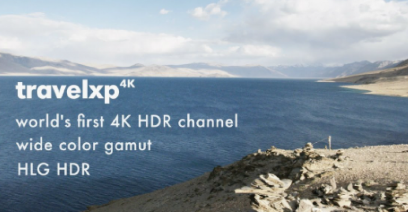 TRAVELXP 4K HDR