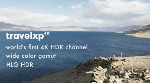 TRAVELXP 4K HDR