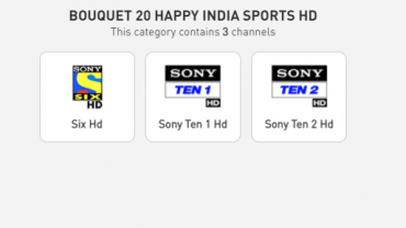 dishtv sony offer
