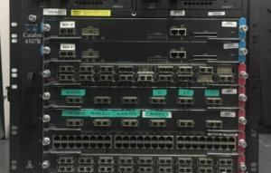 Cisco 4500 switch