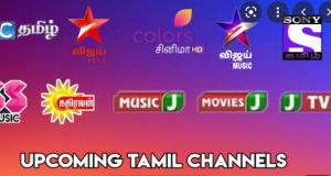 upcoming tamil channels
