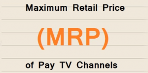 Indian TV channels price