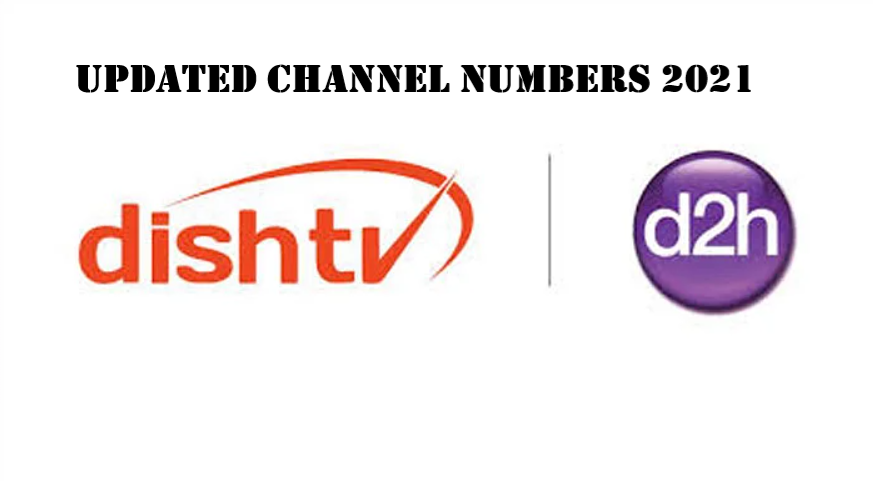 dish d2h new channel numbers