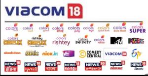 viacom 18 tv channels