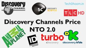 Discovery network channels